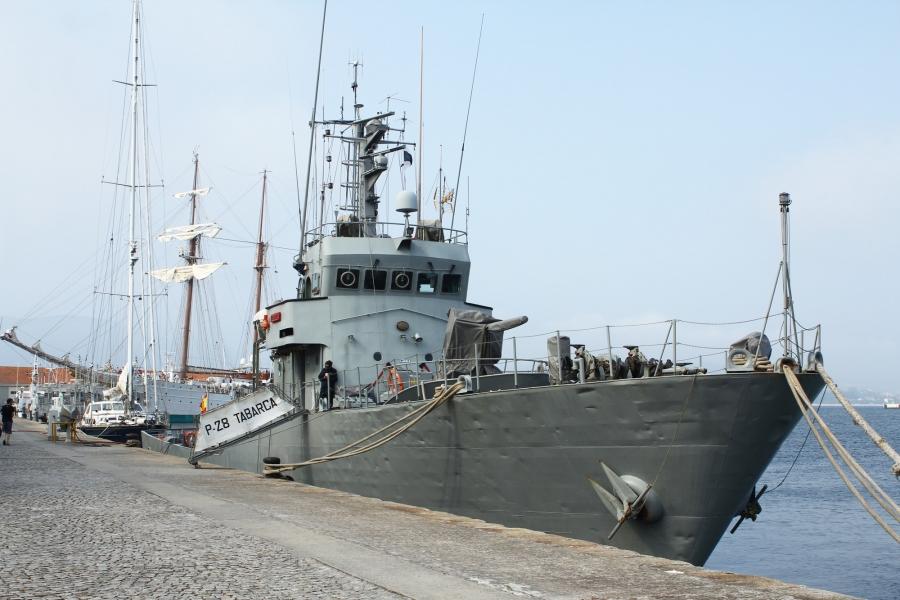 Quot Anaga Quot Class Patrol Boat Buques De Guerra